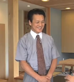 木族の家 田中社長