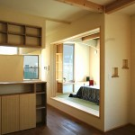 キッチンカウンター・和室