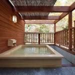 紅葉の季節は特に最高!露天風呂