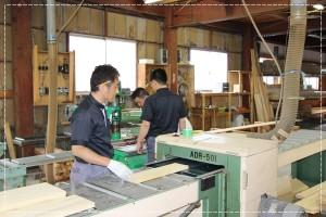 木工教室 01