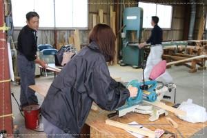 木工教室 03