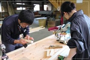 木工教室 04
