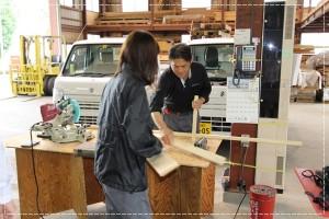 木工教室 02