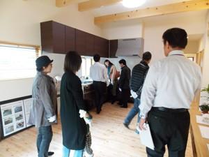 見学会(波田会場)01_2015年10月10日~12日