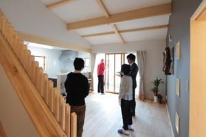 見学会(穂高会場)01_2015年10月10日~12日