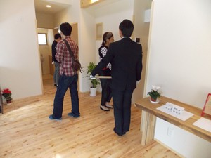 見学会(波田会場)02_2015年10月10日~12日
