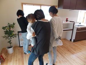 見学会(波田会場)03_2015年10月10日~12日