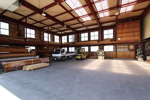 木材の保管・管理