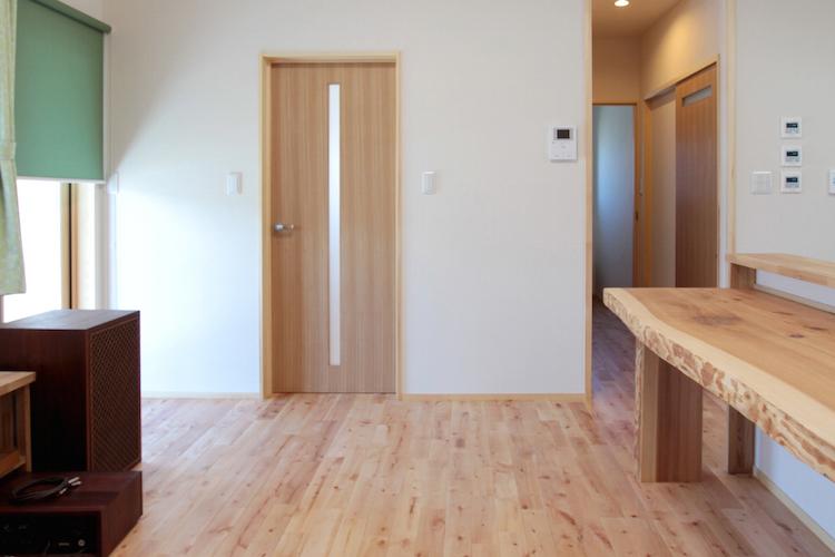 小さな平屋の家…終の住処ー穏やかに愉しく住む家ー