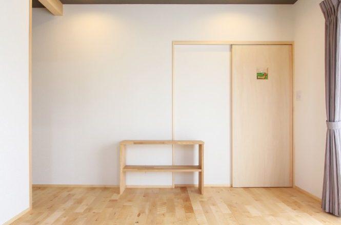 洋室(ウォークインクローゼット付き)
