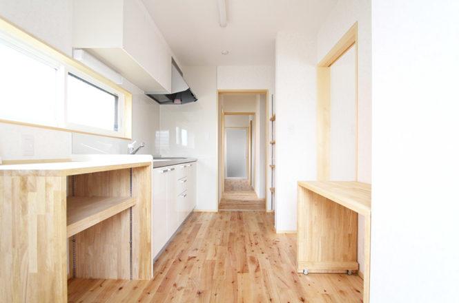 キッチン2(親世帯用)